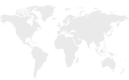 Karte der Produktionsstandorte